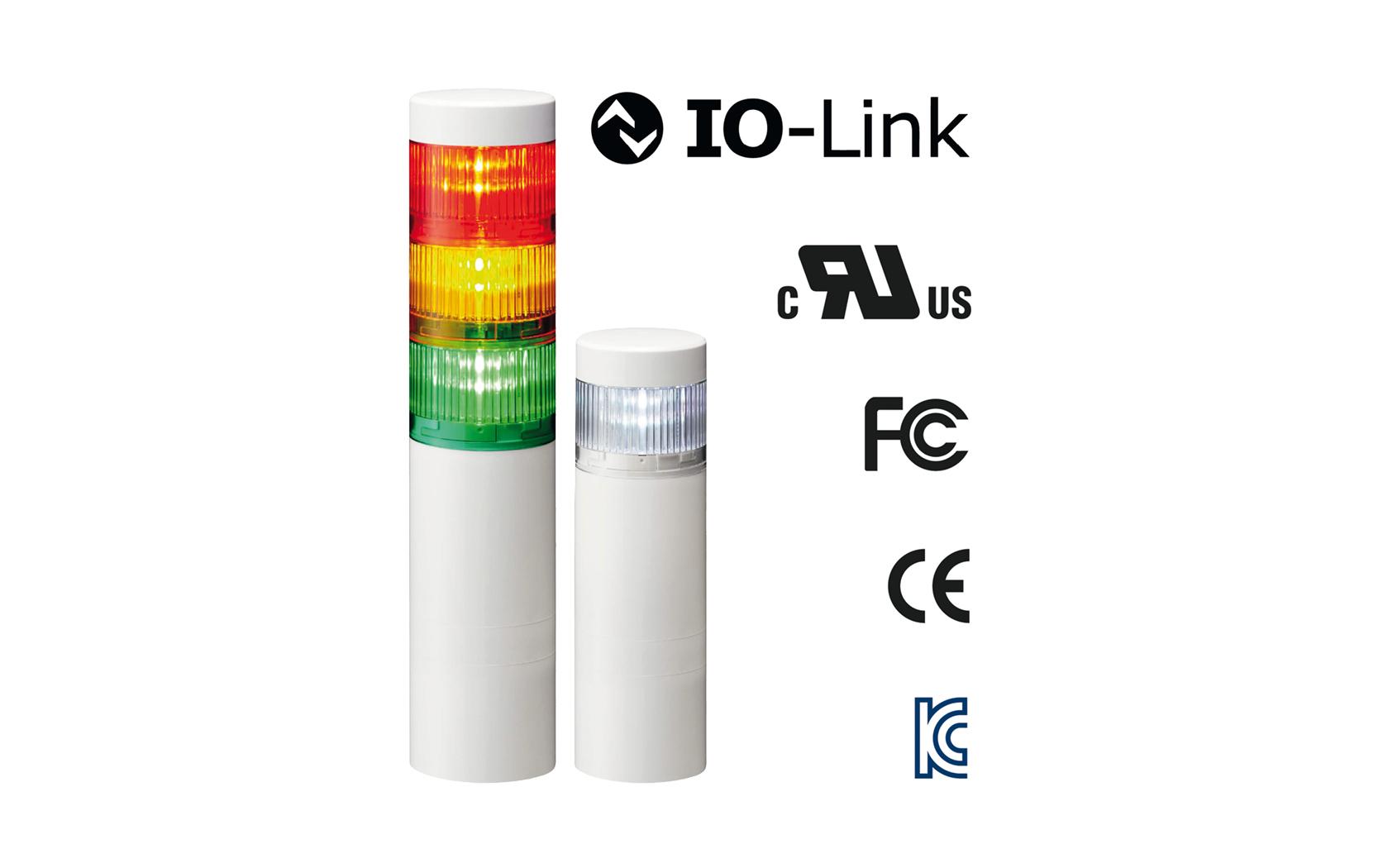 PATLITE – Torrette di segnalazione IO-Link
