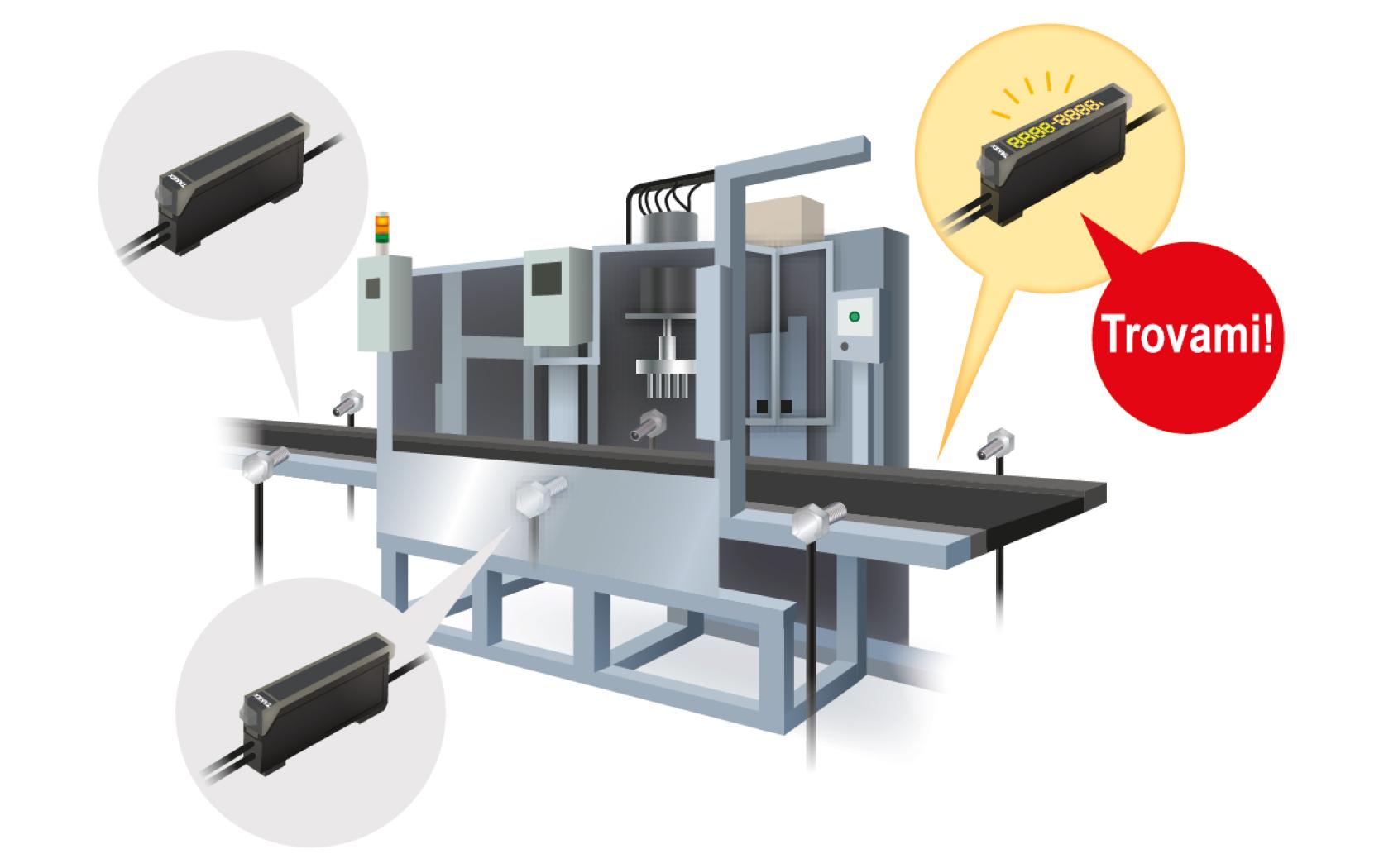 TAKEX – Tecnologia IO-Link anche per gli amplificatori per fibre ottiche!